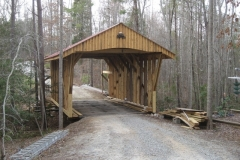 LynchCo-Portable-Sawmill-Services-Custom-Lumber-in-Wake-Forest-N.-Raleigh-Franklin-County-Log-Bridge-3