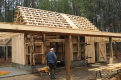 LynchCo-Portable-Sawmill-Services-Custom-Lumber-in-Wake-Forest-N.-Raleigh-Franklin-County-Log-Cabin-4
