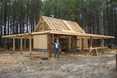 LynchCo-Portable-Sawmill-Services-Custom-Lumber-in-Wake-Forest-N.-Raleigh-Franklin-County-Log-Cabin-5