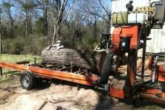 LynchCo, LLC Portable Sawmill & Custom Cut Lumber Services